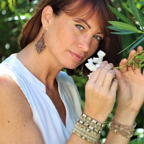 MIA PROVENCE Bijoux made in France bijoux faits main France bijouterie fantaisie à Aix-en-Provence - bracelet nature