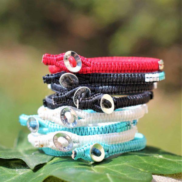 Boutonnières du bracelet le Cassidain