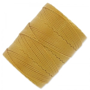 Fil couleur jaune arum