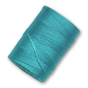 Fil couleur bleu aqua