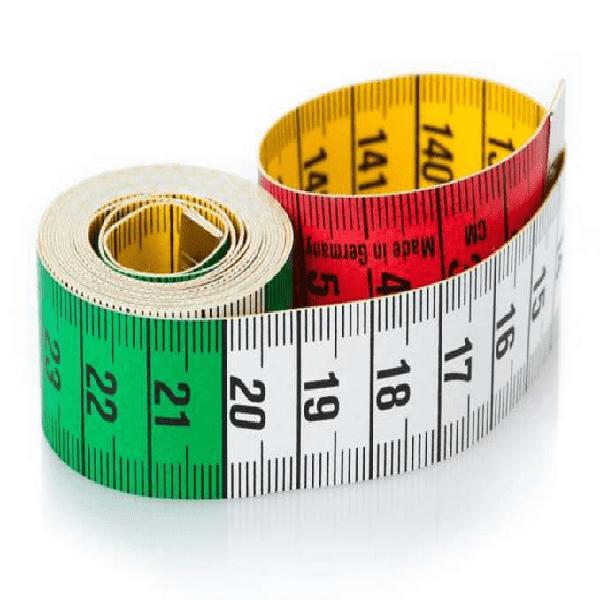 Guide de taille de poignet pour bracelet personnalisé