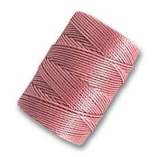 Fil couleur rosé