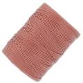 Fil couleur rosé cuivré