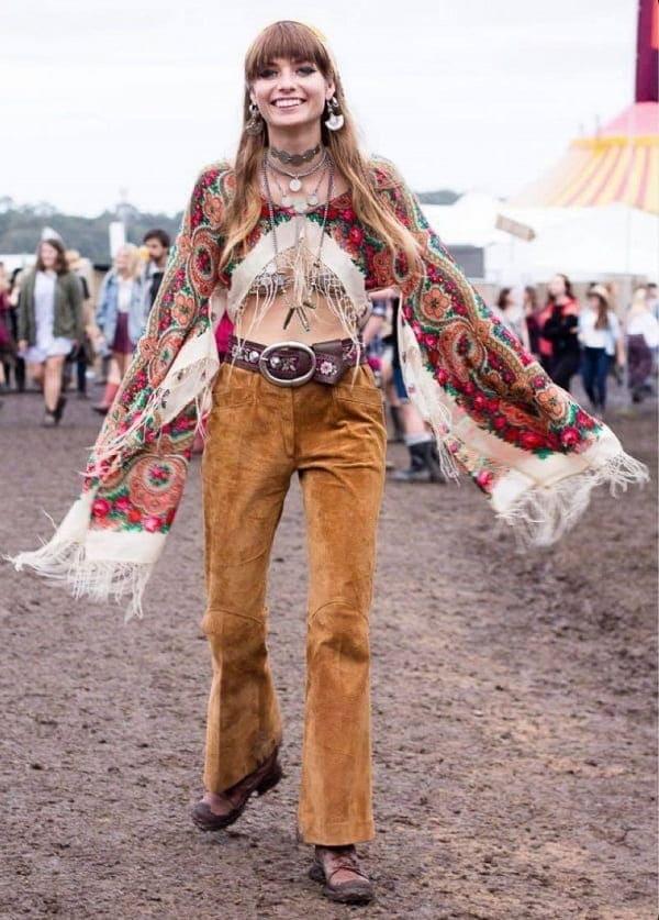 Mode femme bohème - Woodstock - MIA Provence