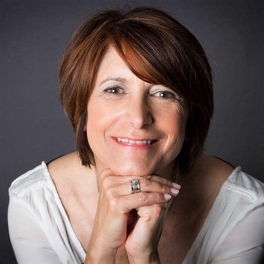 La créatrice des bijoux fantaisie MIA PROVENCE - Martine Didier