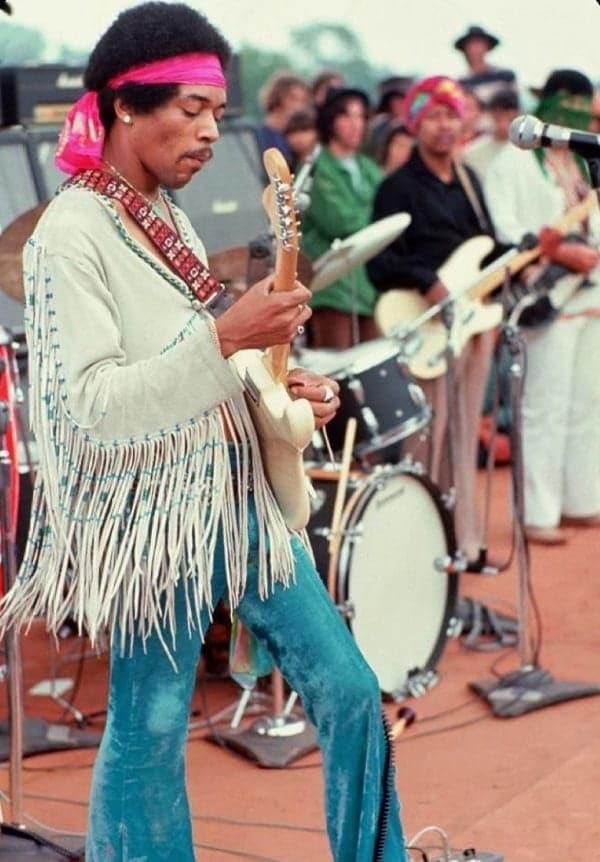 Mode femme bohème - Jimmy Hendrix - MIA Provence