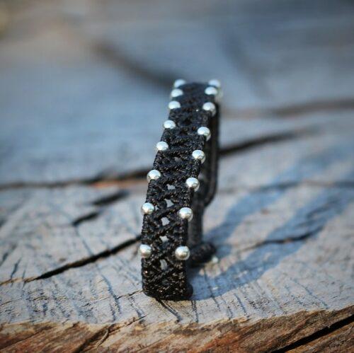 bracelet perle argent femme mia provence